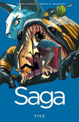 Saga: Volume 5 TP (MR)