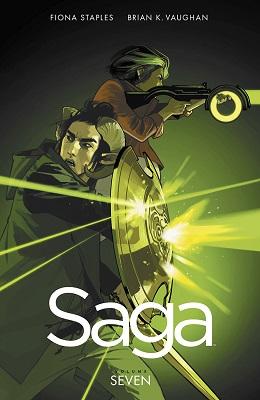 Saga: Volume 7 TP (MR)