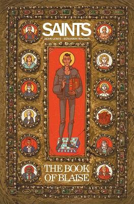 Saints: The Book of Blaise TP (MR)