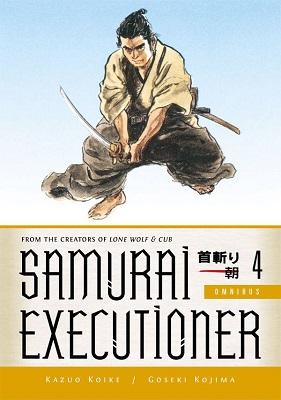 Samurai Executioner Omnibus: Volume 4 TP (MR)