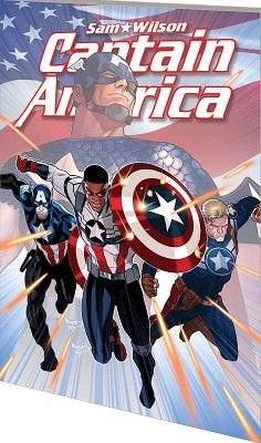 Captain America: Sam Wilson: Volume 2: Standoff TP