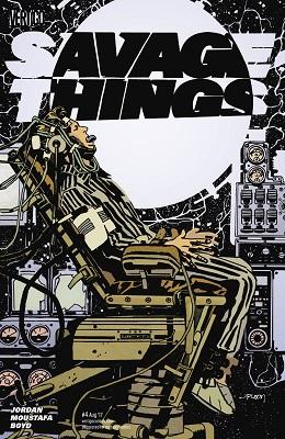 Savage Things no. 4 (4 of 8) (2017 Series) (MR)