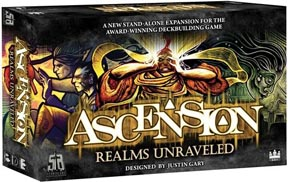 Ascension: Realms Unraveled Expansion