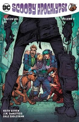 Scooby: Apocalypse: Volume 2 TP