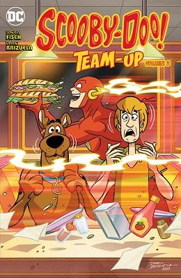 Scooby Doo: Team Up: Volume 3 TP
