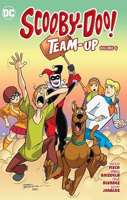 Scooby Doo Team Up: Volume 4 TP