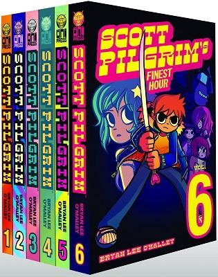 Scott Pilgrim Box Set