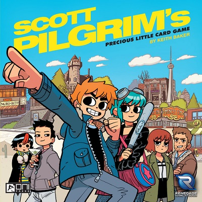 Scott Pilgrims Precious Little Card Game