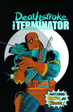 Deathstroke: The Terminator: Volume 2: Sympathy TP