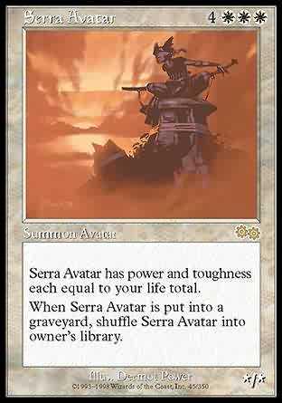 Serra Avatar