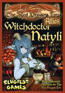 Red Dragon Inn: Allies Witchdoctor Natyli Expansion