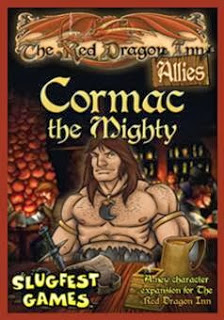 Red Dragon Inn: Allies Cormac the Mighty Expansion