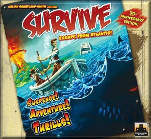 Survive: Escape from Atlantis: 30th Anniversary Edition