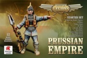 Dystopian Legions: Prussian Empire: Starter Set