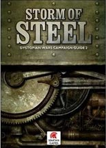 Dystopian Wars: Storm of Steel Campaign Guide 2
