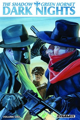 The Shadow Green Hornet: Volume 1: Dark Nights TP
