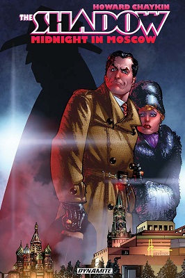 The Shadow: Midnight in Moscow TP