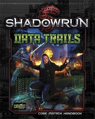 Shadowrun: Data Trails - Used