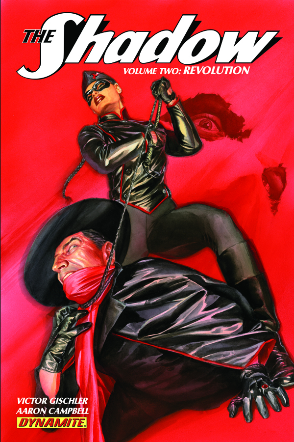 The Shadow: Volume 2: Revolution TP
