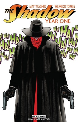 The Shadow: Year One Omnibus TP