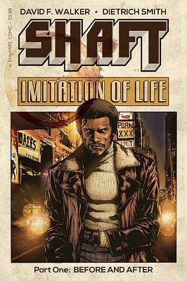 Shaft: Imitation of Life (2016) (MR) Complete Bundle - Used