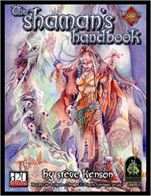 D20: Master Class: The Shaman's Handbook - Used