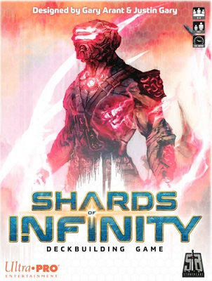 Shards of Infinity Deck Building Card Game