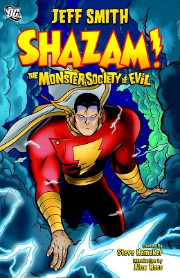 Shazam: The Monster Society of Evil TP