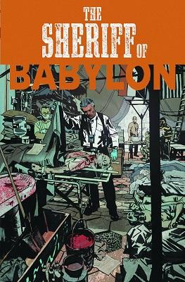 Sheriff of Babylon no. 2 (2 of 8) (2015 Series) (MR)