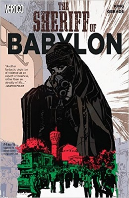 Sheriff of Babylon no. 4 (4 of 8) (2015 Series) (MR)