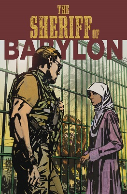 Sheriff of Babylon no. 6 (6 of 12) (2015 Series) (MR)