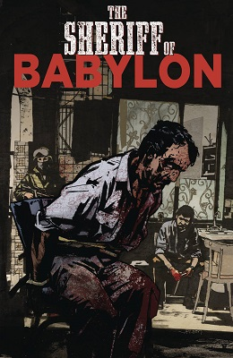Sheriff of Babylon no. 7 (7 of 12) (2015 Series) (MR)