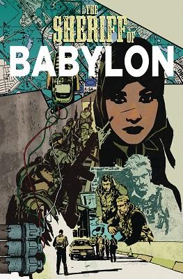 Sheriff of Babylon: Volume 2: Pow Pow Pow TP (MR)