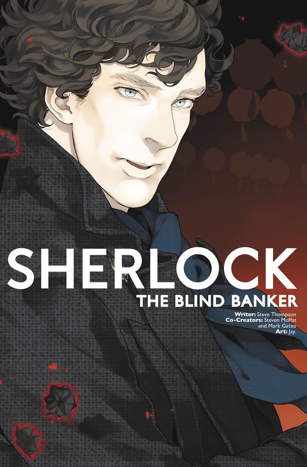Sherlock: The Blind Banker TP