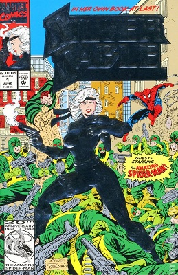 Silver Sable Bundle (21 Issues)