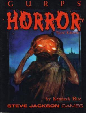 Gurps 3rd: Horror