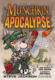 Munchkin Apocalypse - USED - By Seller No: 211 Jaime Kennedy