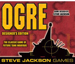 OGRE: Designers Edition - USED - By Seller No: 7709 Tom Schertzer