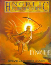 In Nomine: Angelic Players Guide