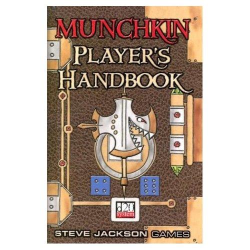Munchkin Players Handbook - Used