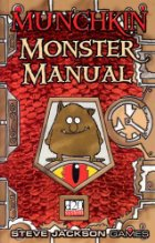 D20: Munchkin Monster Manual - Used