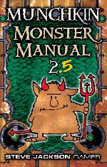 Munchkin Monster Manual 2.5 - Used