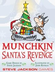 Munchkin: Santas Revenge