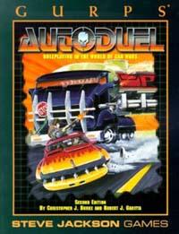 GURPS: Autoduel 2nd ed - Used