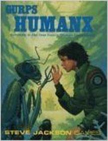 Gurps Humanx - USED