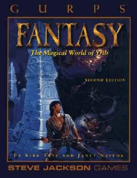Gurps 3rd: Fantasy: The Magical World of Yrth