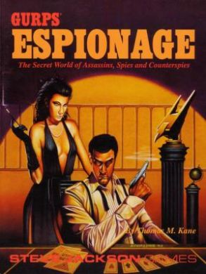 Gurps 3rd ed: Espionage - Used