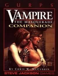 Gurps 3rd: Vampire: The Masquerade Companion