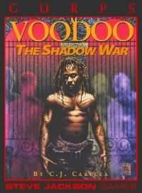Gurps 1st Ed: Voodoo: The Shadow War - Used