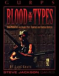 Gurps 3rd: Blood Types